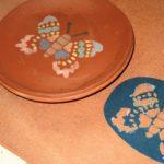 """Cours de poterie pour enfants. Stage de poterie pour enfants. Atelier de poterie """"de Terre et d'ici"""" Bouc Bel Air Aix-en-Provence Marseille"""